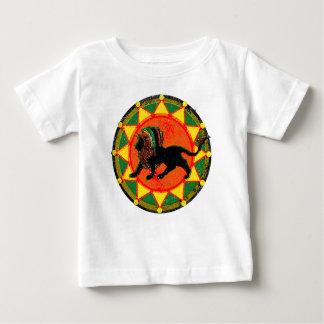 Vintage Rasta Reggae Lion Baby T-Shirt