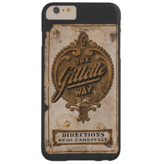 vintage razor adv barely there iPhone 6 plus case