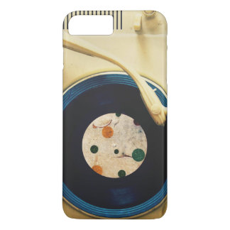 Vintage Record player iPhone 7 Plus Case