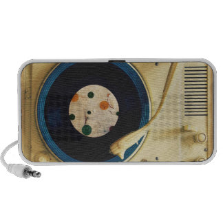 Vintage Record player Portable Speaker