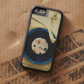Vintage Record player Tough Xtreme iPhone 6 Case