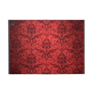 Vintage Red Damask Wallpaper iPad Mini Case