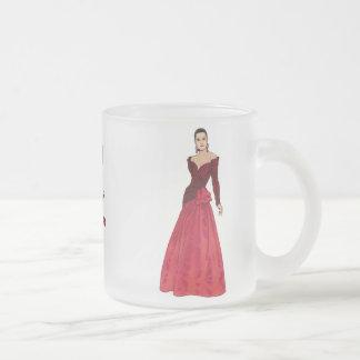 Vintage Red Fasions Mug