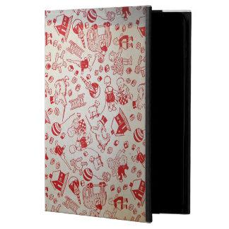 Vintage Red iPad Air Case