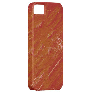 Vintage Red Paint Background iPhone SE/5/5s Case