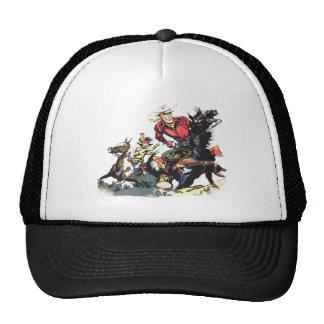 Vintage Red Ryder Trucker Hat