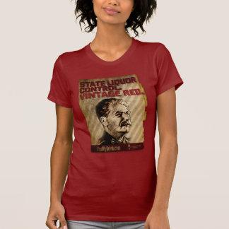 Vintage Red Tee Shirt