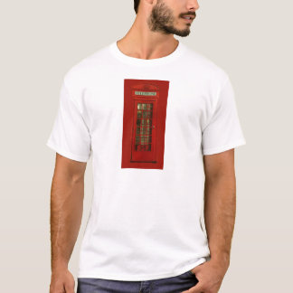 Vintage Red Telephone Box T-Shirt
