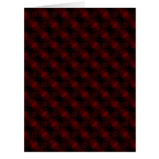 Vintage Red Velvet Wallpaper Abstract Design Card