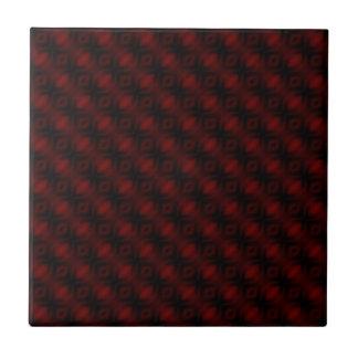Vintage Red Velvet Wallpaper Abstract Design Tile