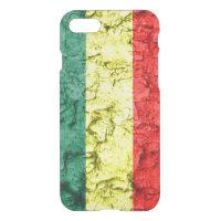 Vintage reggae flag iPhone 7 case