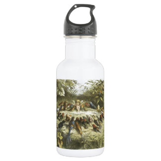 Vintage Rehearsal In Fairyland 1870 18oz Water Bottle