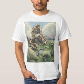 Vintage Religion, David the Shepherd, Copping T-Shirt