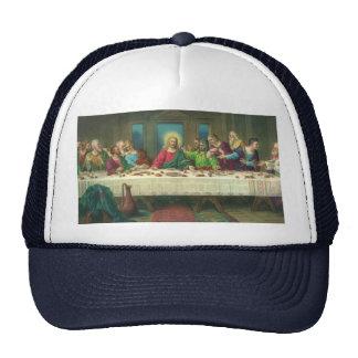 Vintage Religion, Last Supper with Jesus Christ Trucker Hat