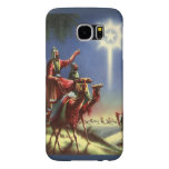 Vintage Religion, Magi and the Star of Bethlehem Samsung Galaxy S6 Cases