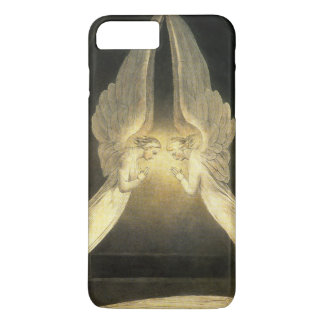 Vintage Religion, Praying Angels Portrait iPhone 8 Plus/7 Plus Case