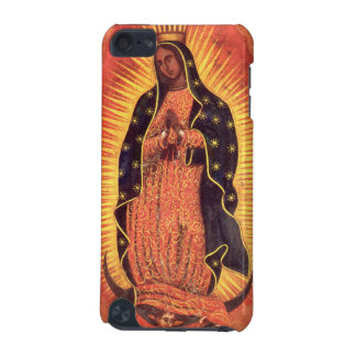 Vintage Religion, Virgin Mary, Lady of Guadalupe iPod Touch 5G Cover