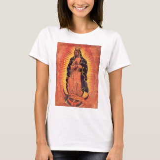 Vintage Religion, Virgin Mary, Lady of Guadalupe T-Shirt