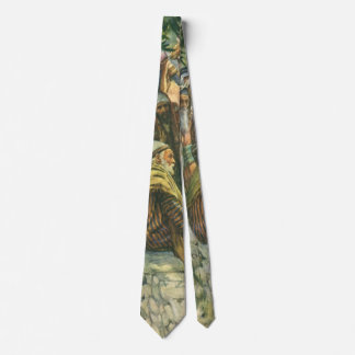 Vintage Religion, Working on Sabbath by Copping Tie