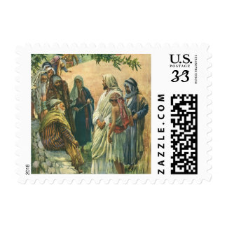 Vintage Religion, Working on the Sabbath, Copping Postage