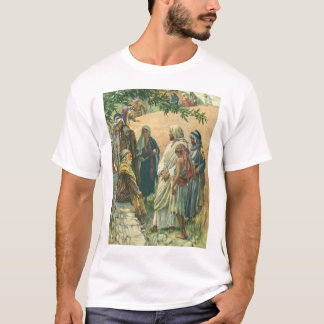 Vintage Religion, Working on the Sabbath, Copping T-Shirt