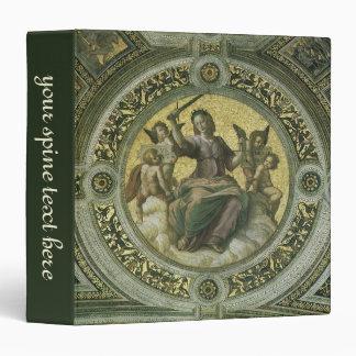 Vintage Renaissance Art, Justice by Raphael Binder