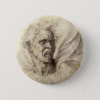 Vintage Renaissance, Damned Soul by Michelangelo Button