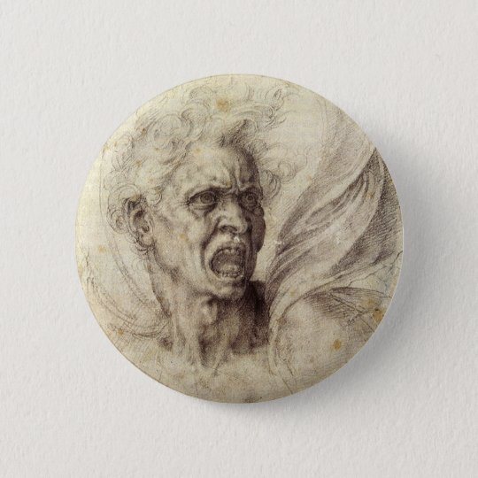 Vintage Renaissance, Damned Soul by Michelangelo Button