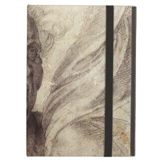 Vintage Renaissance, Damned Soul by Michelangelo iPad Air Case
