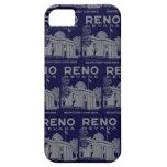 Vintage Reno Nevada iPhone 5 Case-Mate Coberturas