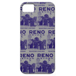 Vintage Reno Nevada iPhone 5 Case-Mate Fundas
