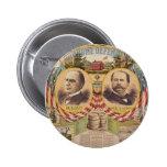 Vintage Republican Party Presidential Campaign Button