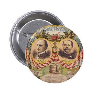 YourSparklingShop Vintage Republican Party Presidential Campaign Button