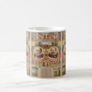 Vintage Republican Party Presidential Campaign Coffee Mug