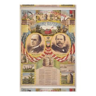 Vintage Republican Party Presidential Campaign Stationery