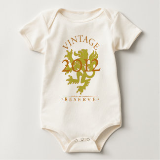 Vintage Reserve 2012 Baby Bodysuit