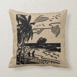 Vintage Resort Pillow