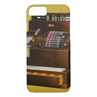 Vintage Retail Business, Antique Cash Register iPhone 7 Case