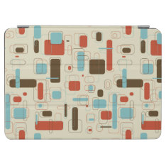 Vintage Retro Art Deco Pattern Ipad Air Cover at Zazzle