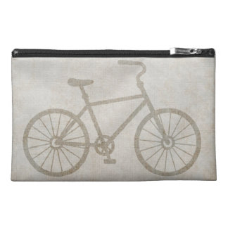 Vintage Retro Bicycle Bike Mini Bag Pouch