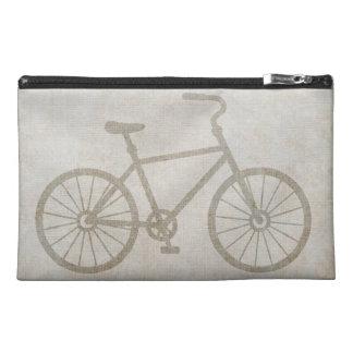 Vintage Retro Bicycle Bike Mini Bag Pouch Travel Accessory Bags