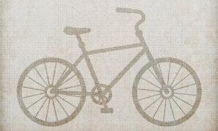 Retro Bicycle Table & Pendant Lamps | Zazzle