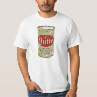 Vintage Retro Butte Special Beer T-Shirt