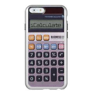 Vintage Retro Calculator iCalculate iPhone 6 Case