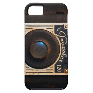 Vintage Retro camera iPhone SE/5/5s Case