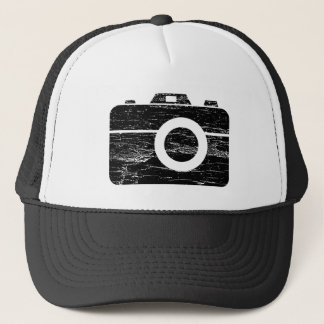 Vintage Retro Camera Trucker Hat