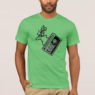 Vintage Retro Cassette Tape l Bygone Era T-Shirt