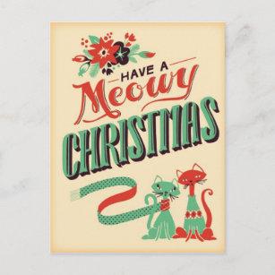 Vintage christmas cards zazzle vintage retro christmas postcard m4hsunfo
