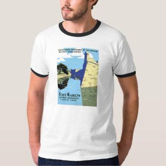 Vintage retro Fort Marion St. Augustine travel T-Shirt