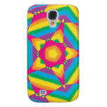 Vintage Retro Hippie Pop Art Gifts and Cases Samsung Galaxy S4 Cases